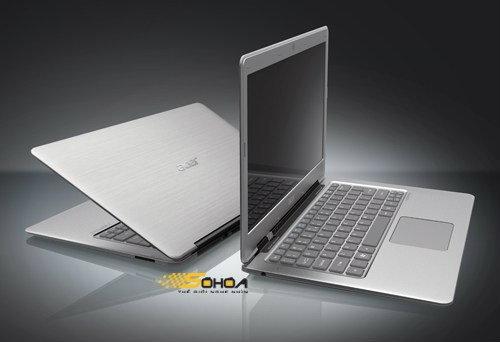 Acer ผุด Ultrabook บางเบาน่าใช้สุดๆ