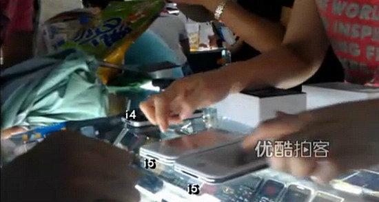 iPhone 5 เขาขายกันอย่างไรในประเทศจีน งานนี้ต้องตามไปดู!