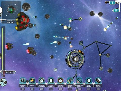 พิทักษ์ความสงบสุขของจักรวาลไปกับ Space Station: Frontier HD แจกฟรีแล้วสำหรับ iPad!!
