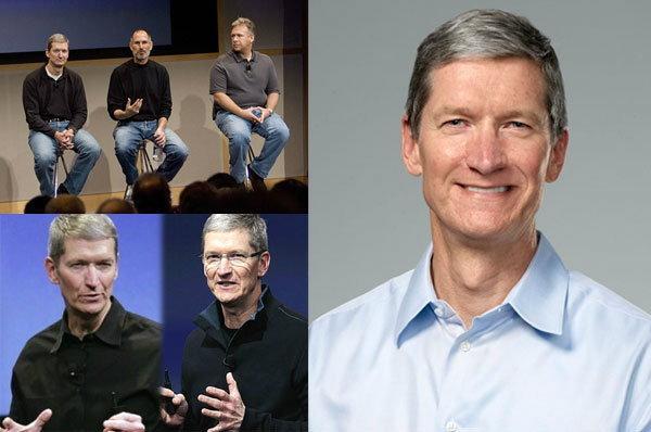 Tim Cook ผู้รับตำแหน่ง CEO คนใหม่ของ Apple