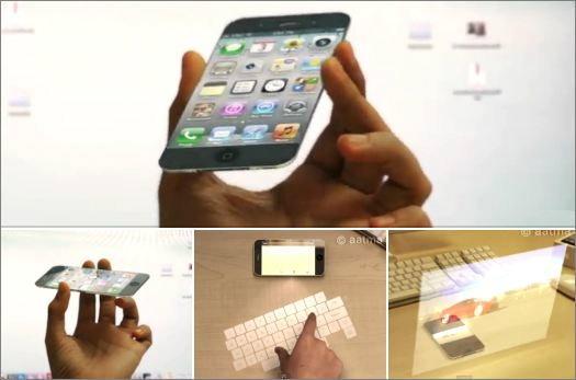 """ฟีเจอร์""""แซ่บเว่อร์""""ที่ iPhone 5 น่าจะมี"""