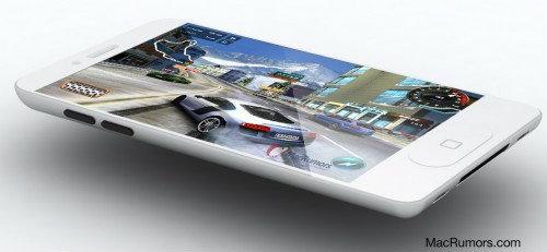 iPhone 5 วางขายในอเมริกาต้นเดือนตุลาคมนี้