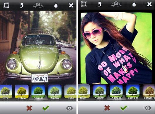 Instagram ออกอัพเดทเวอร์ชั่น 2.0 แล้ว!