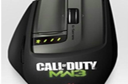 Logitech เสนอเมาส์/คีย์บอร์ด Call of Duty สำหรับเกมเมอร์