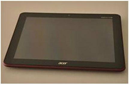 ภาพหลุด! Acer ICONIA A200 แท็บเล็ต Android