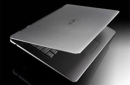 น้ำท่วมไทยอาจส่งผลให้ Acer Aspire S3 ขายดีขึ้น