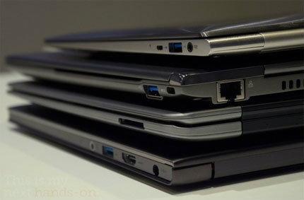 Ultrabook ลดราคาลง 5-10% ด้วยเงินอุดหนุนเครื่องละ $100 จากIntel