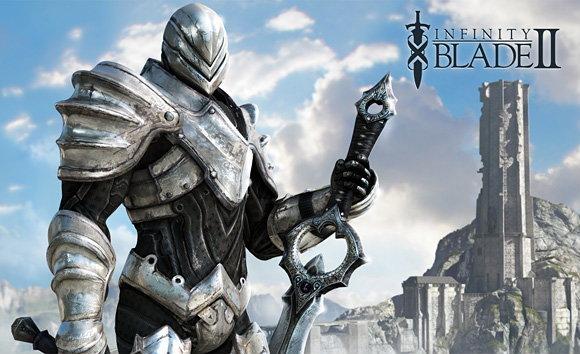 Infinity Blade II มาแล้ว