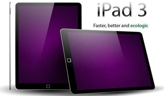 หลุดภาพปุ่ม Home ใน iPad 3 เล็กลงกว่าเดิมเปิดทางเพิ่มหน้าจอ Retina Display!