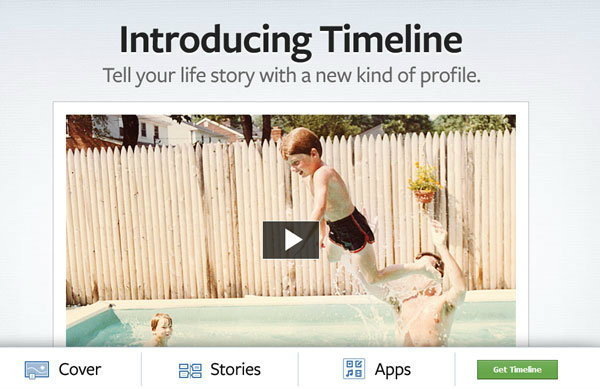 คู่มือการใช้ Facebook Timeline เบื้องต้น ยกเลิก / ลบ Facebook Timeline ได้หรือไม
