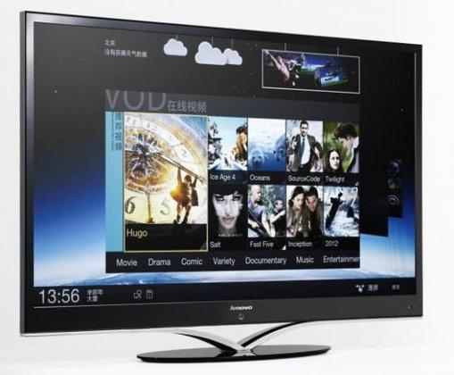 CES 2012: Lenovo เปิดตัว Smart TV
