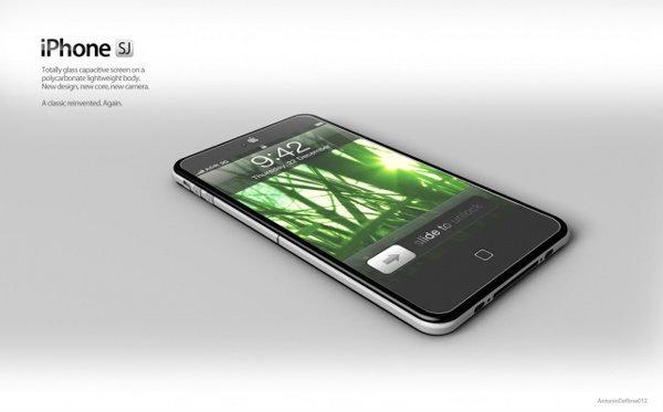 iPhone 5 Mockup แบบใหม่ล่าสุดชอบกันไหม ?