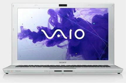 Sony Vaio Z สีขาวรุ่นใหม่! วัสดุพรีเมียม Carbon Fiber Silver