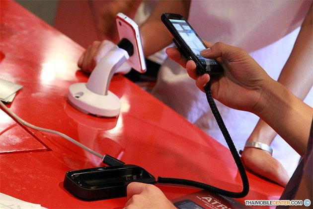 คู่มือการเลือกซื้อ มือถือ สมาร์ทโฟน แอนดรอยด์ ประจำไตรมาสที่ 1 ปี 2555