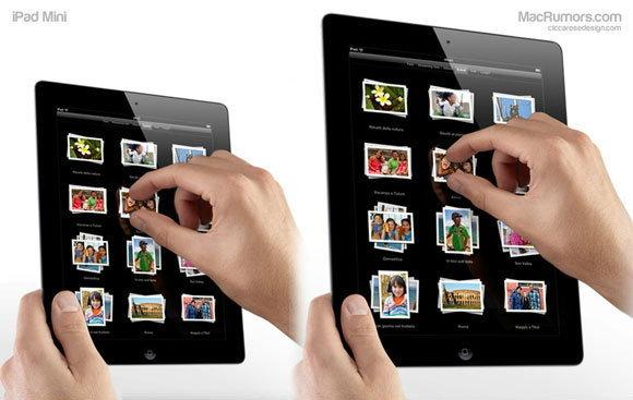 ศาสดาว่าไง? Apple กำลังซุ่มทดสอบ iPad ขนาด 8″ อยู่?