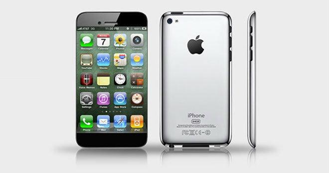 Apple เปิดตัว iPhone 5 เดือนกันยายน - ตุลาคมปีนี้