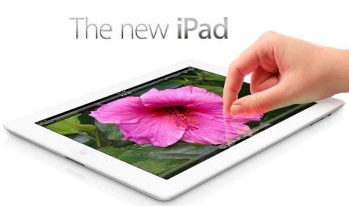 """5 คุณสมบัติ""""เซ็งเป็ด"""" ที่มากับ new iPad (iPad 3)"""