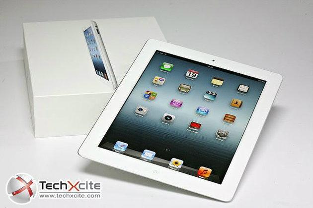 ค่ายมือถือไทยเตรียมเปิดตัว New iPad วันที่ 9 เมษายน 2555 นี้?
