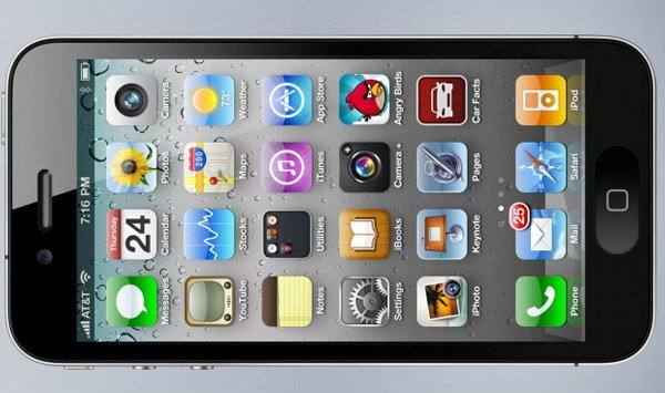 iPhone 5 หน้าตาเป็นแบบนี้คุณชอบไหม
