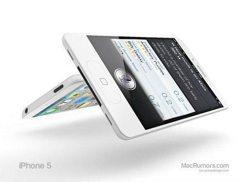 ไอโฟน 5 (iPhone 5) ใช้เทคโนโลยี in-cell ทำให้หน้าจอบาง และเบากว่าเดิม