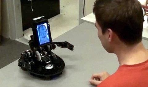 MeBot ตัวคุณ-หุ่นยนต์-อวตาร