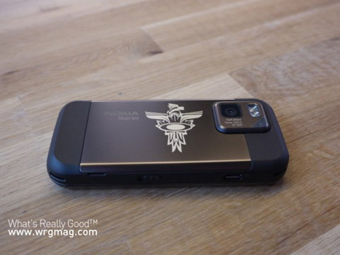 Nokia N97 Mni Oakley Edition ต้อนรับเทศกาล Olympic