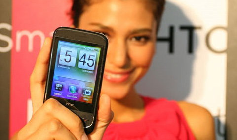 HTC Smart เปิดตัวในไทยแล้ว 6,750 บาท