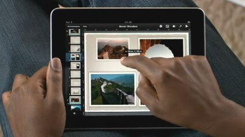 """ซีรียส์""""คลิปวิดีโอ""""แนะนำการใช้ iPad"""
