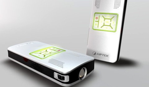 Aiptek Pocket Cinema โปรเจคเตอร์ฉบับพกพา