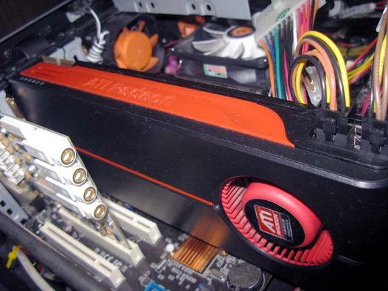 ATI Radeon HD 5870 การ์ดจอตัวแรง กับระบบเสียง TrueHD