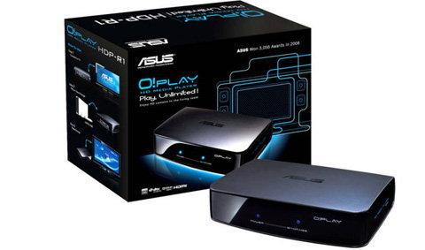 O!Play Air HDP-R3 เครื่องเล่นมีเดีย เอชดี แบบไร้สายตอบสนองความบันเทิงจาก ASUS