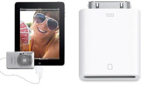 iPad Camera Connection Kit ของใหม่ใช้ง่าย