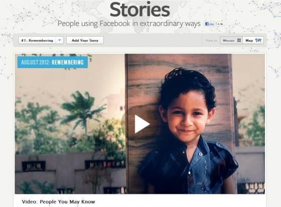 Facebook เพิ่ม Stories เว็บใหม่เพื่อ...