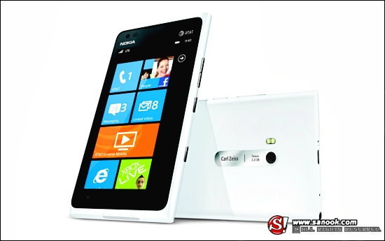 โนเกียยกทัพ Nokia Lumia สมาร์ทโฟนบนระบบปฏิบัติการ Windows Phone บุกตลาดไทย
