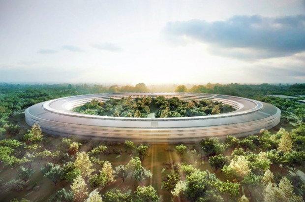 Campus 2 สำนักงานใหม่ Apple กับดีไซน์ยานอวกาศเหนือจินตนาการ!