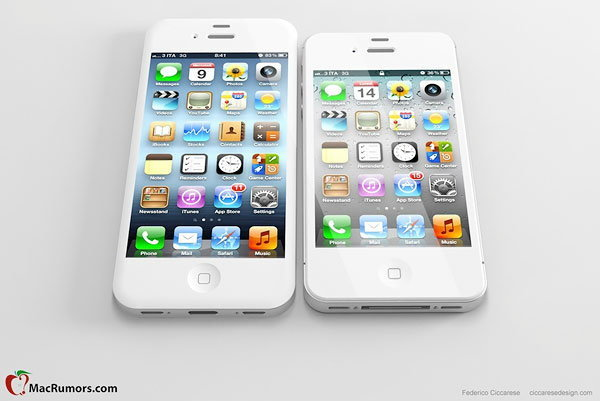 หน้าจอใหม่ iPhone 5 ได้ Sharp จับมือ Foxconn รับอาสาดูแล!