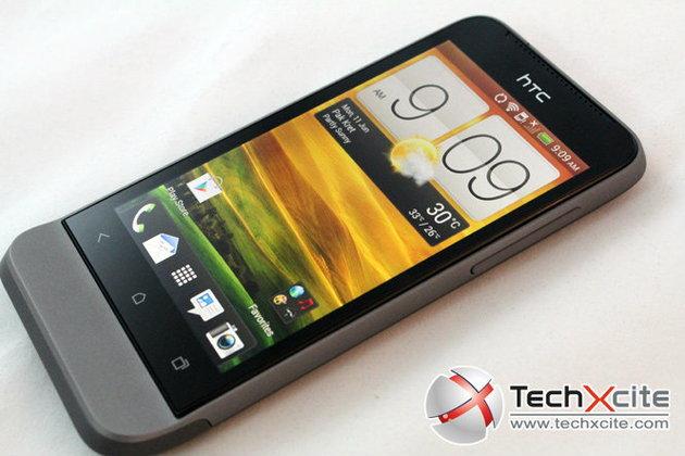 Review : HTC ONE V  Smartphone สุดเจ๋ง