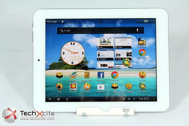 Review : Tablet G-pad G-pad 10.0 EXcellent I แบตสุดอึด ราคาน่าสอย