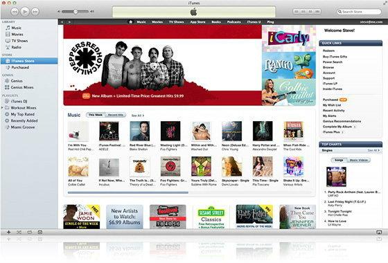 ฝันที่เป็นจริง! Apple เปิดตัว iTunes Store ประเทศไทยแล้ว