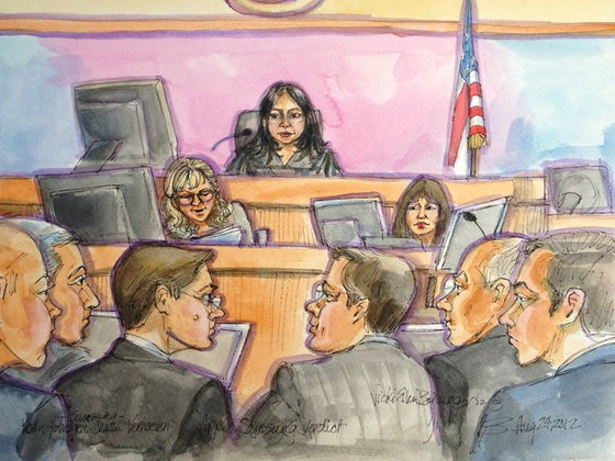 ศาลแคลิฟอร์เนียตัดสินแล้ว ซัมซุงละเมิดสิทธิบัตรแอปเปิล ค่าเสียหาย 1 พันล้านดอลลาร์!