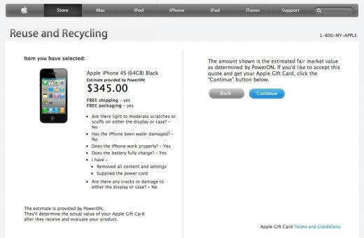 อยากขาย iPhone รุ่นเก่า ไปซื้อ ไอโฟน 5