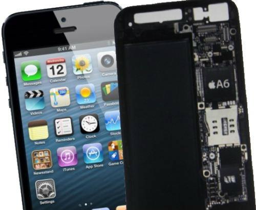 เผยความลับของชิป A6 ใน iPhone 5