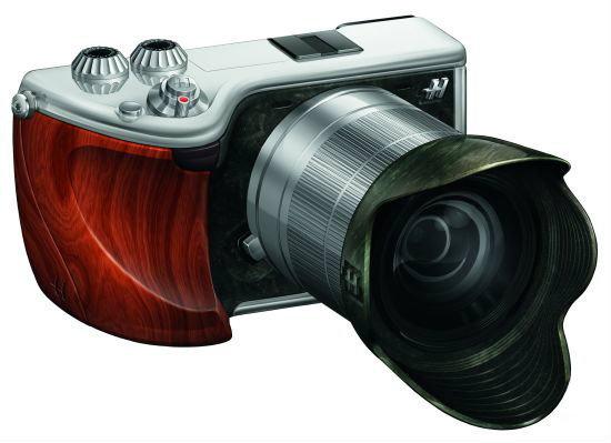 Hasselblad Lunar ความหรูหราแห่งสุนทรียภาพกล้อง Mirrorless