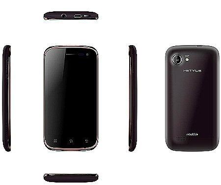 i-mobile i-STYLE Q3/Q3i