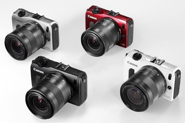 Canon เปิดตัว Canon EOS M กล้อง Mirrorless ตัวแรก วางขายตุลาคมนี้