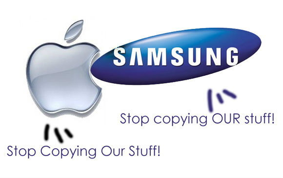 Apple ฟ้อง Samsung อีกกระทง แม้แต่ไอคอนก็ยังลอก