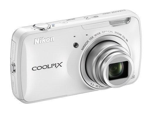 Nikon เปิดตัว Coolpix S800C กล้องแอนดรอยด์พร้อม Wi-Fi ในตัว