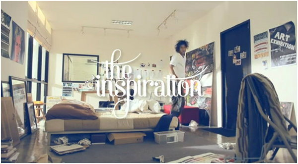 """The Inspiration หนังสั้นเรื่องแรกของ """"นิ้วกลม"""" by Galaxy Note 10.1"""