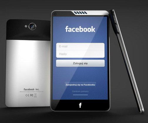Facebook phone (มือถือเฟสบุ๊ค) ผลิตโดย HTC ภายใต้ชื่อ HTC Opera UL [ข่าวลือ]