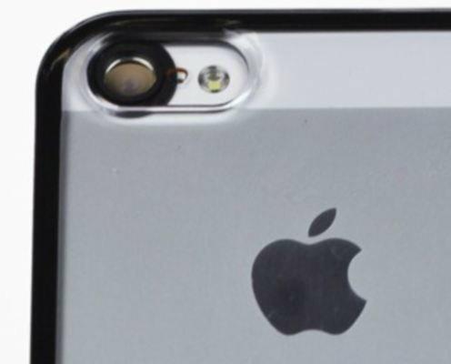 เคส iPhone 5 แก้ปัญหาแสงฟุ้งสีม่วงได้?